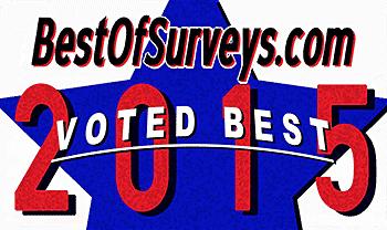 Best of Surveys - Voted Best of 2015
